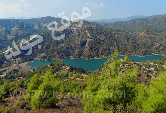 جبال ترودوس قبرص